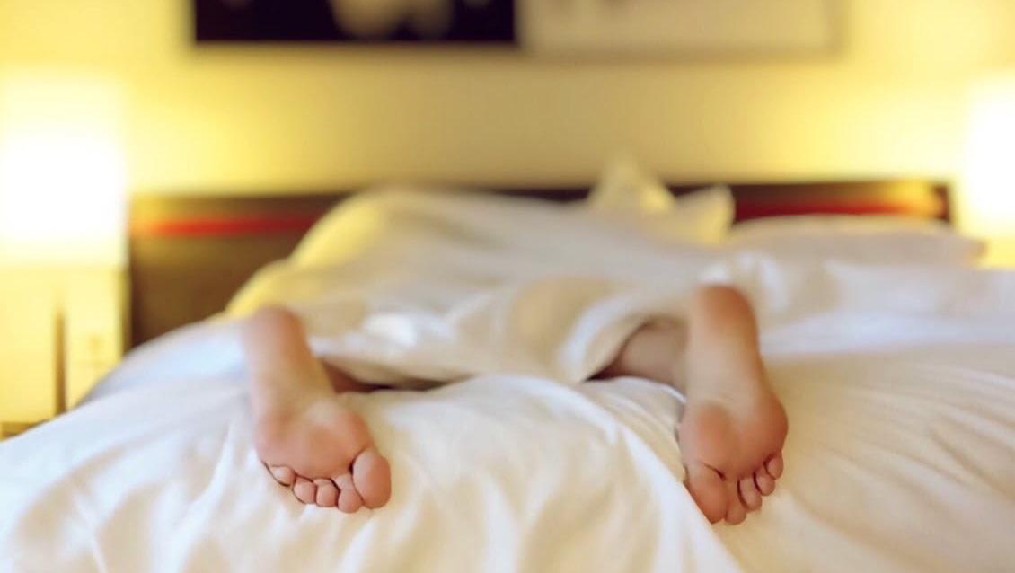 Jak usnout za 60 sekund?