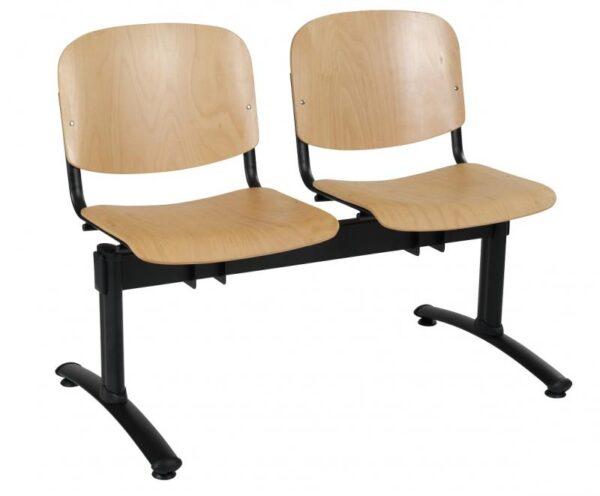 ANTARES Dvoumístná lavice 1122 LN (LG)
