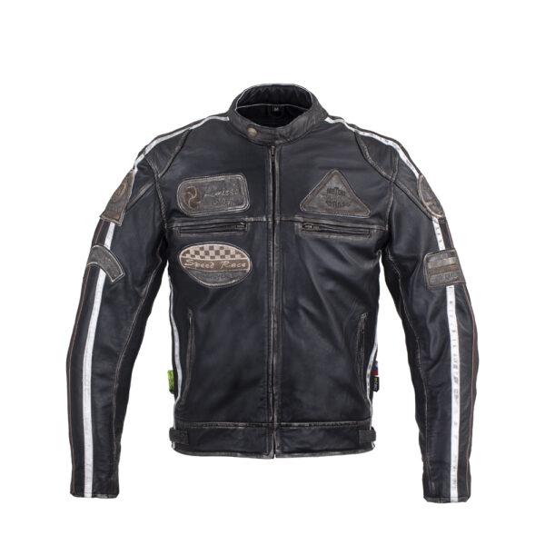 W-TEC Sheawen Vintage černá - 6XL