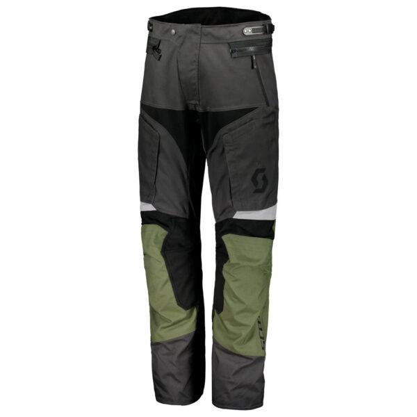 Scott MOTO Dualraid DP Grey/Olive-Green - 3XL (40)