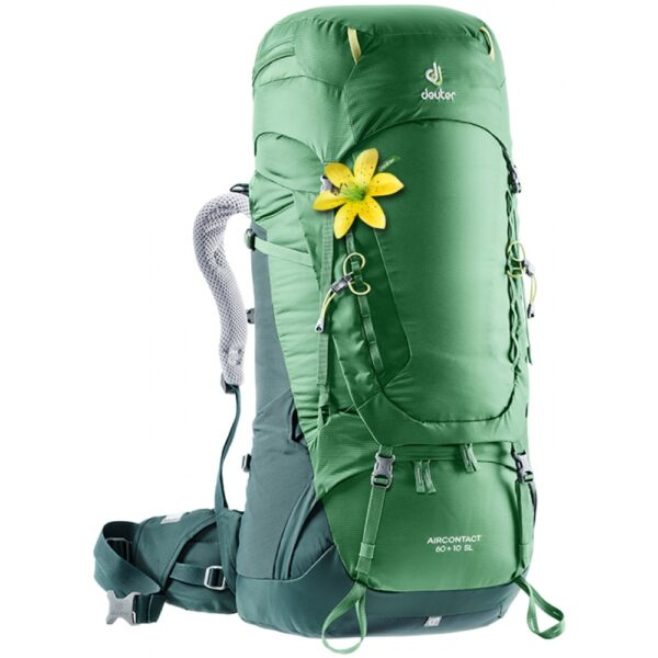 Deuter Aircontact 60 + 10 SL leaf-forest