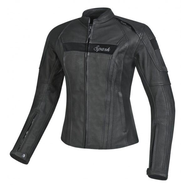 Spark Virginia bunda černá - 4XL