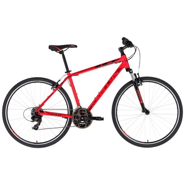 "Kellys CLIFF 10 28"" - model 2020 Red - S (17'')"