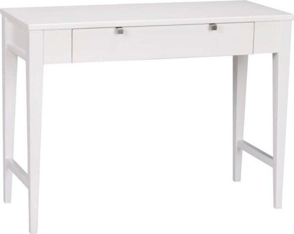 Bílý konzolový stolek Rowico Fulla